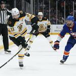 Boston Bruins i Carolina Hurricanes zwyciężają po dogrywkach