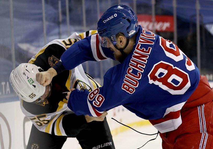 Boston Bruins /AFP/GETTY IMAGES NORTH AMERICA ELSA/EG / EG /AFP