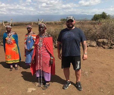 """Botoks"": Ekipa filmu Patryka Vegi w Afryce"