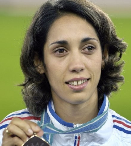 Bouchra Ghezielle  została zdyskwalifikowana na cztery lata. /AFP