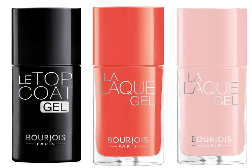 Bourjois: La Laque Gel /materiały prasowe