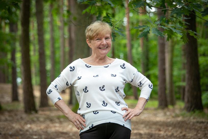 Bożena Kaczorowska, beneficjentka Poland Business Run /materiały prasowe