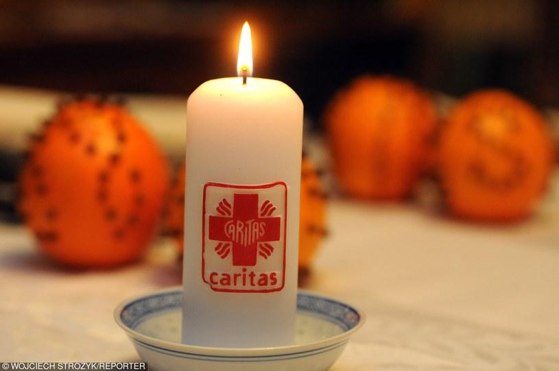 Bożonarodzeniowa zbiórka żywności Caritas /Wojciech Stróżyk /East News