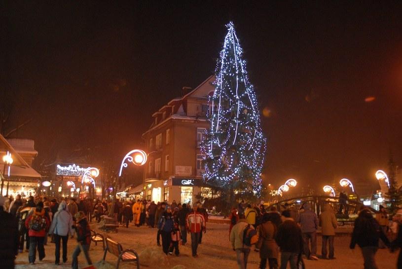 Bożonarodzeniowe Zakopane /Gladecki/REPORTER /East News