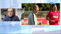 Bożydar Iwanow: Duże zaskoczenie. Wydawało mi się, że informacja o Brzęczku to jakiś żart (POLSAT SPORTS). Wideo