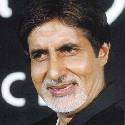 Bożyszcze indyjskich kinomanów - Amitabh Bachchan /AFP