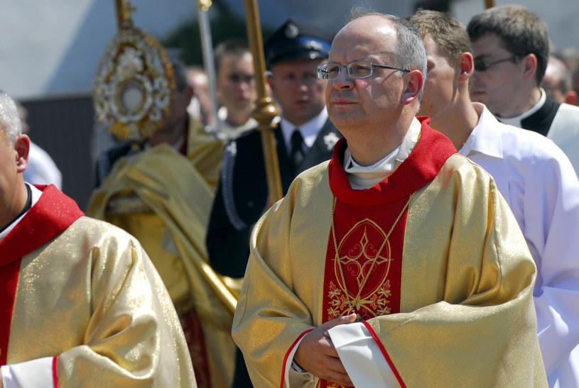 Bp Andrzej Czaja, ordynariusz opolski /Witold Chojnacki /Agencja FORUM