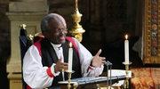 Bp Michael Curry skradł show podczas książęcego ślubu