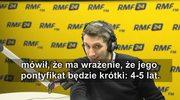 Bp Rafał Markowski: Abdykacja papieża? Nie sądzę, że nastąpi szybko, o ile w ogóle nastąpi