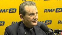 Bp Rafał Markowski w Popołudniowej rozmowie w RMF FM
