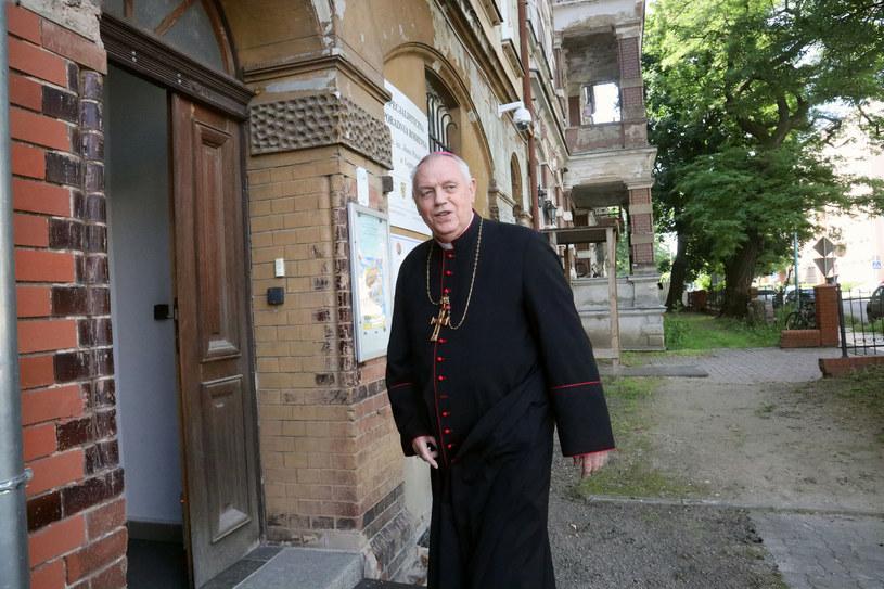 Bp Zbigniew Kiernikowski /FOT. PIOTR KRZYZANOWSKI/POLSKA PRESS GRUPA /East News