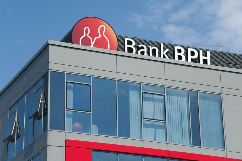 BPH przekonuje, że ew. działania windykacyjne sa prowadzone zgodnie z prawem /Wojciech Stróżyk /Reporter