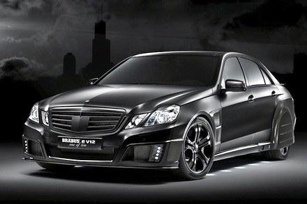 Brabus E V12 black baron /