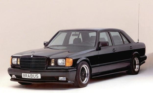 Brabus Mercedes 500 SEL (W126) /Brabus