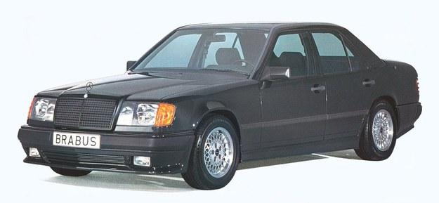 Brabus Mercedes klasy E (W124) /Brabus