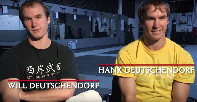 Bracia Deutschendorf po latach /YouTube