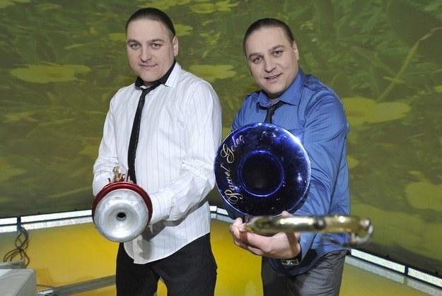 Bracia Golcowie i ich instrumenty dęte /AKPA