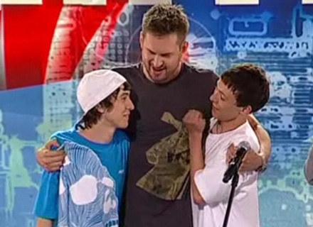 "Bracia Legun i Marcin Prokop /""Mam talent"", TVN"