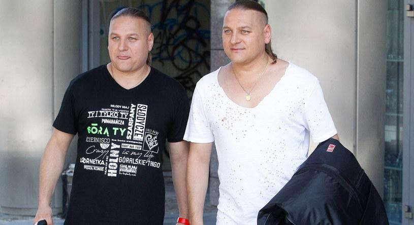 Bracia Łukasz i Paweł Golec /AKPA /AKPA