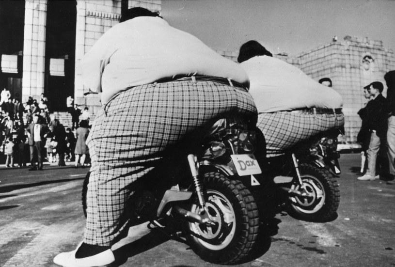 Bracia McGuire ze swojej tuszy zrobili największy atut /Hulton Archive /Getty Images