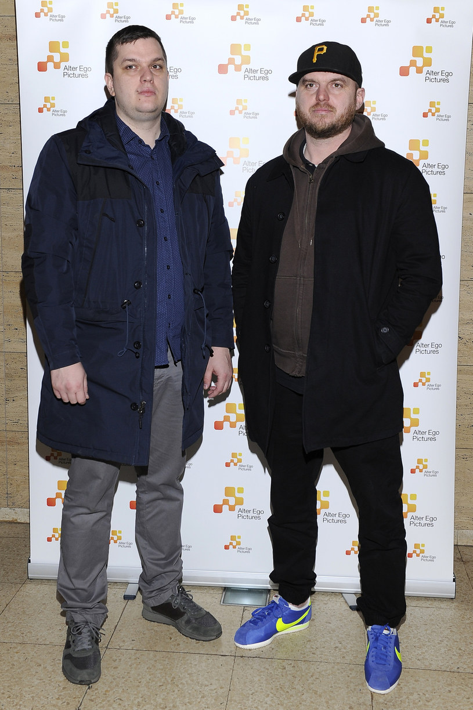 Bracia Węgrzyn. Po lewej Wojciech, po prawej - Michał /AKPA