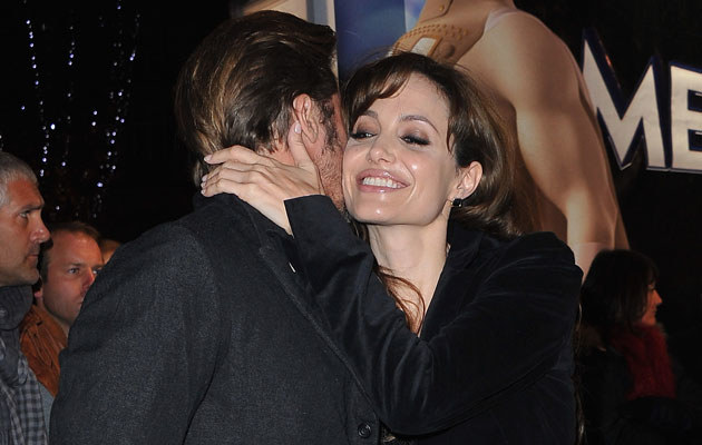 Brad i Angelina, fot. Pascal Le Segretain  /Getty Images/Flash Press Media