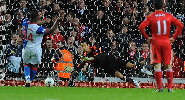Brad Jones, trzeci bramkarz Liverpoolu /AFP