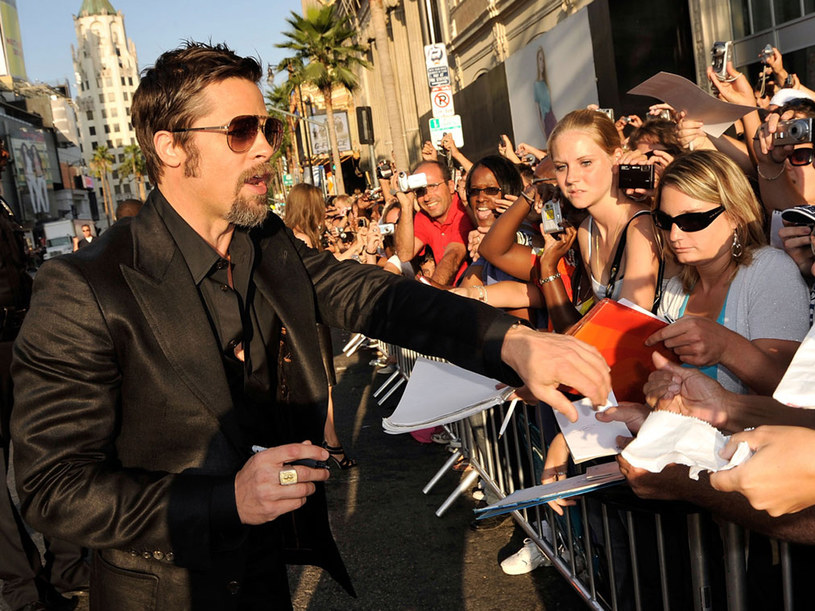 Brad Pitt   /Getty Images/Flash Press Media
