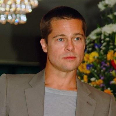 Brad Pitt angażuje się w produkcję na potrzeby telewizji /AFP
