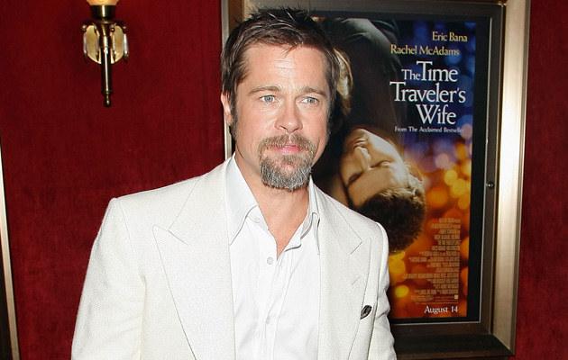 Brad Pitt, fot. Jemal Countess  /Getty Images/Flash Press Media
