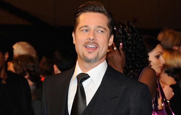 Brad Pitt, fot. Kevork Djansezian  /Getty Images/Flash Press Media