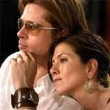 Brad Pitt i Jennifer Aniston /Archiwum