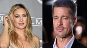 Brad Pitt i Kate Hudson parą?
