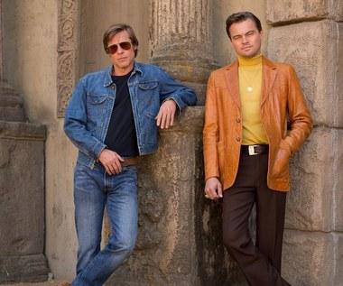 Brad Pitt i Leonardo DiCaprio w nowym filmie Tarantino [pierwsze zdjęcie]