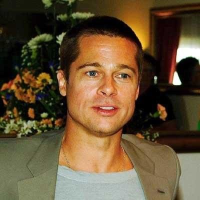 """Brad Pitt j est jedyną gwiazdą Hollywood na liście """"Newsweeka"""". /AFP"""