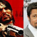 Brad Pitt jako John Marston?