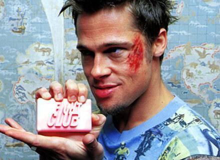 Brad Pitt jako Tyler Durden /Empire