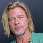 Brad Pitt jest w ciężkim stanie? Opuścił szpital na wózku inwalidzkim