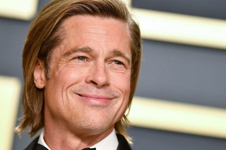 Brad Pitt ma nową dziewczynę - niemiecką modelką z polskimi korzeniami /Hahn Lionel/ABACA/Abaca /PAP/EPA