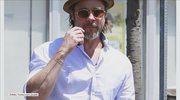 Brad Pitt ma nowy, tajemniczy tatuaż