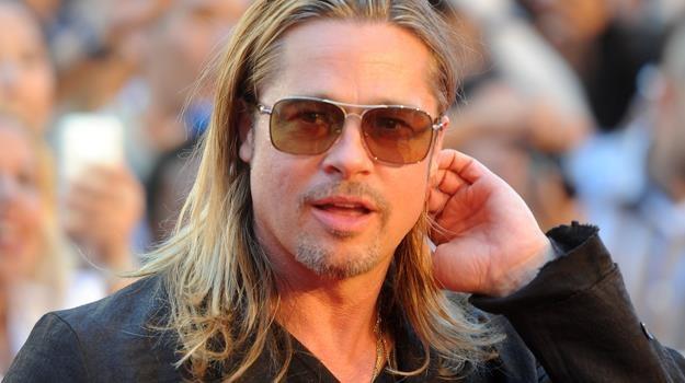 Brad Pitt ma zarówno dobre, jak i złe wspomnienia związane z fotoreporterami / fot. Jamie McCarthy /Getty Images/Flash Press Media
