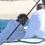 Brad Pitt na wakacjach z kolegą!