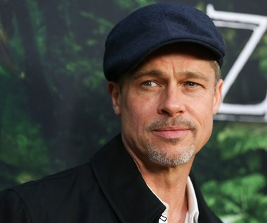Brad Pitt: Nie pamiętam ani jednego dnia bez chlania albo skręta