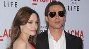 Brad Pitt: Nie przynoszę problemów do domu