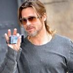 Brad Pitt - pierwszy facet w reklamie Chanel