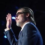 Brad Pitt przyłapany z pomalowanymi paznokciami!