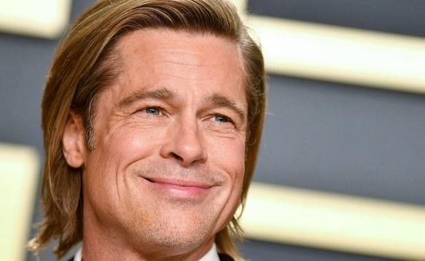 Brad Pitt romansuje z mężatką? Chodzi o Nicole Poturalski, niemiecką modelkę o polskich korzeniach