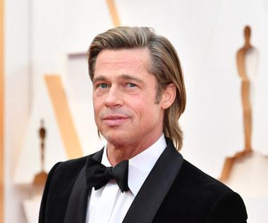 """Brad Pitt sam wykonał popisy kaskaderskie w filmie """"Bullet Train"""""""