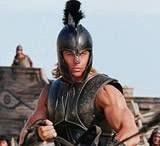 """Brad Pitt w filmie """"Troja"""" /Archiwum"""
