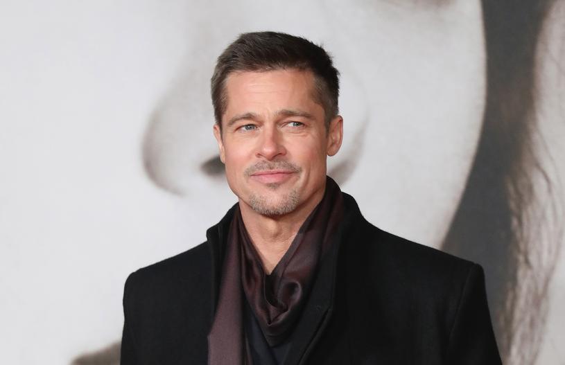 Brad Pitt zaczyna nowy projekt filmowy /Getty Images